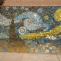 The Starry Night Mural by David van Go-berg