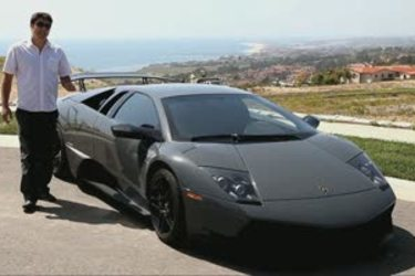 The Super-fast Lamborghini SuperVeloce