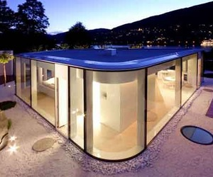 The Sustainability of Modern House in Lake Lugano