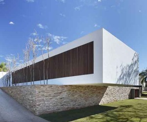 The Sustainability of SN House by Studio Guilherme Torres