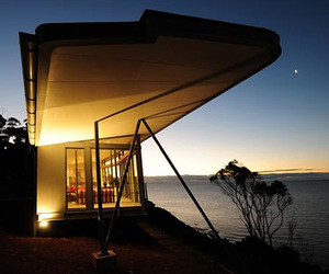 The Tasmania Winged House