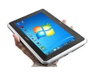 "the ""Thinner and lighter"" NAV 9 TABLET PC"