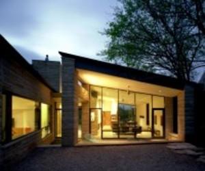 the Three Stones house in Austin Texas
