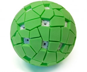 The Throwable Panoramic Ball Camera