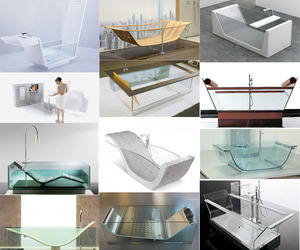 The Top 12 Glass Tubs of 2010