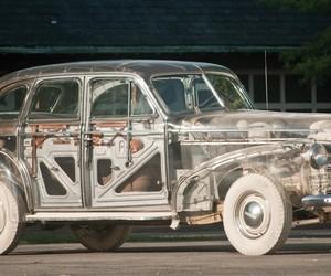 The Transparent Pontiac