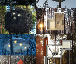 The Treehotel Opens in Sweden with 6 Treehouses