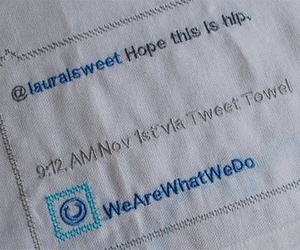 The Tweet Towel