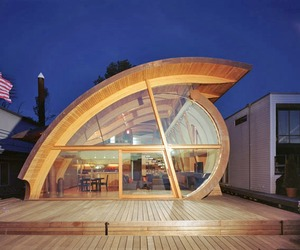 The Ultimate Floating House by Robert Oshatz