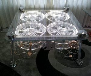 The Ultimate Man Cave Coffee Table