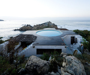 The Universe Beach House on the Mexican Coast