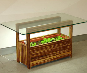 The Vege Table by designer Judy Hoysak