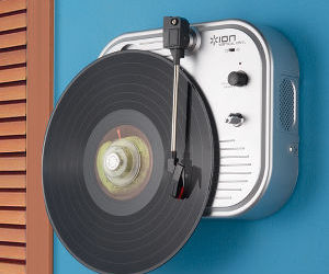 The Vertical Turntable