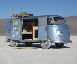 The VW Bus on Tiny House Blog