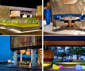 The W in Koh Samui, Thailand