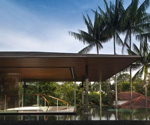 The Water-Cooled House by Wallflower Architecture + Design