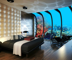 The Water Discus Underwater Hotel and Resort