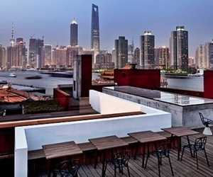 The Waterhouse at South Bund in Shanghai, China