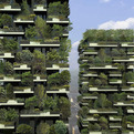 The World's First Vertical Forest Tower
