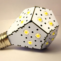 The NanoLight, Energy Efficient (and Stylish) Lightbulb