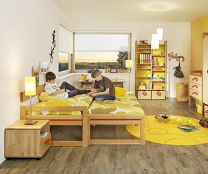 The Yellow Kid Rooms Furniture