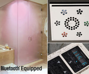 ThermaSol Introduces Bluetooth to the Steam Shower