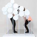 Thermobooth: interactive OLED photo booth by taliaYstudio