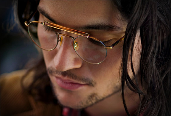 Thesoloist Round Eyewear By Oliver Peoples