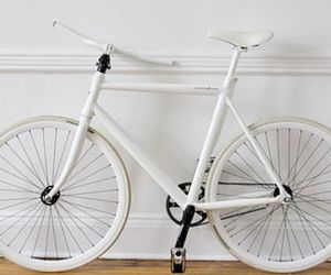Thin Bike By Graham Hill