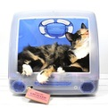 Think Different Pet Bed by Atomic Attic