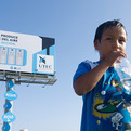 This Billboard Produces Drinking Water out of Air