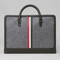 Thom Browne Laptop Bag for Brooks Brothers