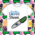 Threadless Loves Sharpie Design Competition
