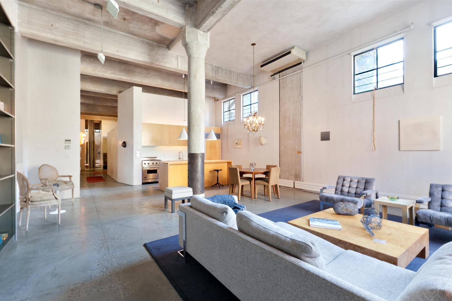 three bedroom loft in west village manhattan