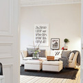 Three Century Old Airy Apartment in Gothenburg