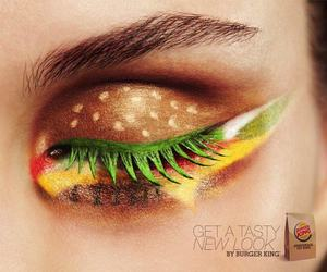 Three Eye-Catching Burger King Ads