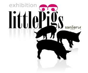 Three Little Pigs Exhibition
