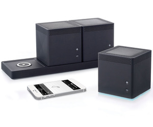 Three Room Wireless Speaker System