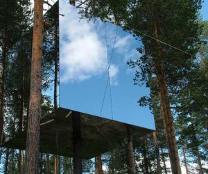 TreeHotel, Harads Sweden