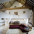 Threshing Barn Conversion by Stedman Blower Architects