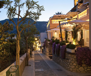 Tiberio Palace Hotel and Spa, Capri Italy