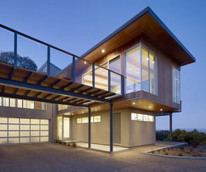 Tiburon Bay House by Butler Armsden Architecture