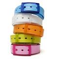 Tie-ups bio-plastic belts