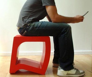 TILT Chair from Go.Lo.Gor.Sky Studio