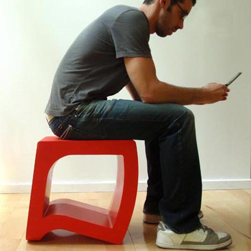 Tilt Chair From Go Lo Gor Sky Studio