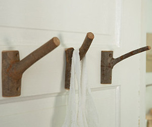 Timber Hooks from Live Wire Farm