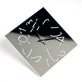 'Time as Moments' Designer Clock
