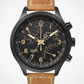 Timex Intelligent Quartz Flyback Chronograph