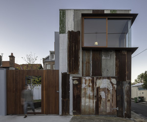 Tin shed architecture