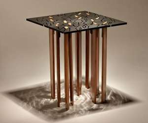 Tind Table by FINNE ARCHITECTS